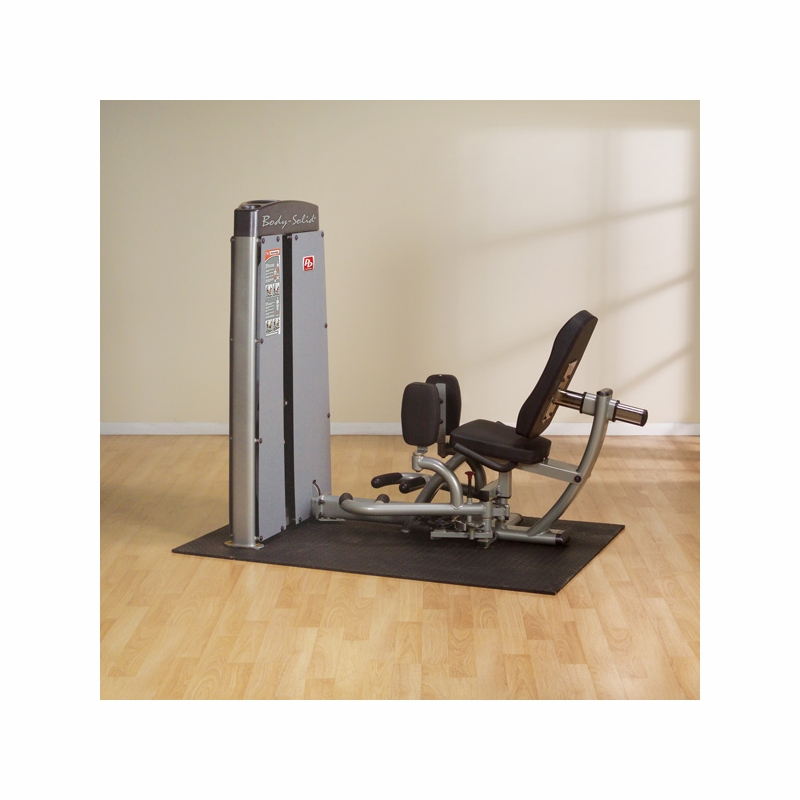 solid inner outer thigh machine