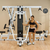 Body Solid EXM4000S Multi Station Gym System