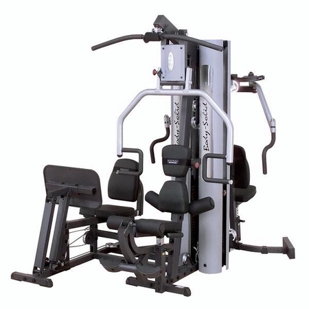 Body Solid G9S Selectorized 2 Stack Home Gym