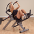 Body Solid GAB300 Semi-Recumbent Ab Bench