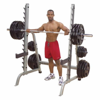 Body Solid GPR370 Multi Press Rack