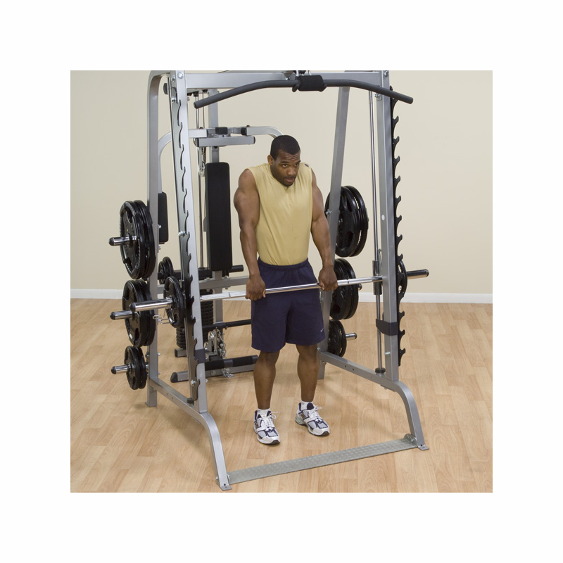 solid smith machine home