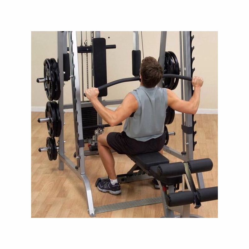 solid series 7 smith machine reviews