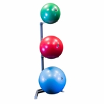 Body Solid GSR10 Stability Ball Storage Rack