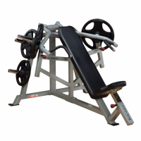 Body Solid LVIP Leverage Incline Bench Press