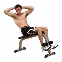 Body Solid PAB139X Powerline Ab Crunch Board