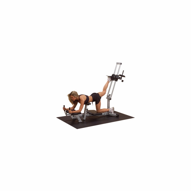 powerline glute machine