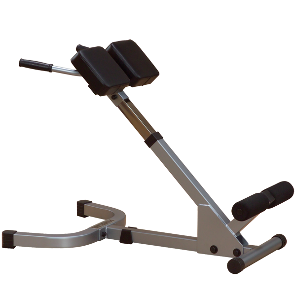 Body Solid PHYP200X Powerline 45 Hyperextension