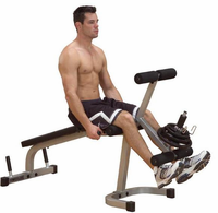 Body Solid PLCE165X Powerline Leg Ext/ Leg Curl