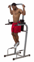 Body Solid PVKC83X Powerline Chin Dip Station