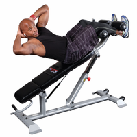 Body Solid SAB500 Pro Clubline Adjustable Ab Bench