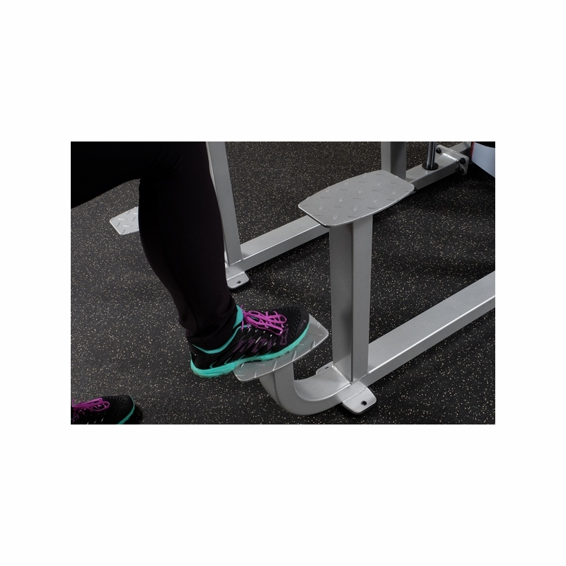 weight assisted chin dip machine