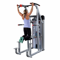Body Solid Series II S2ACD Assisted Chin Dip Machine