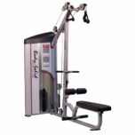 Body Solid Series II S2LAT Lat/Seated Row Machine