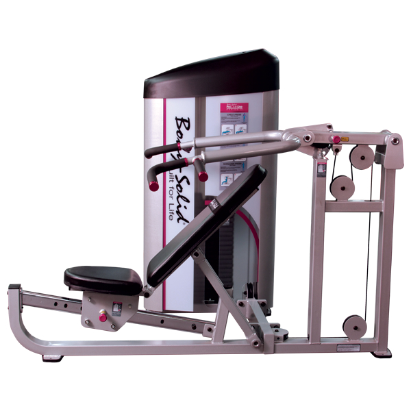 Body Solid Series II S2MP Multi Press Machine