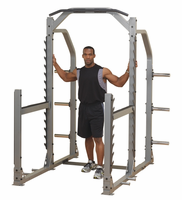 Body Solid SMR1000 Multi Squat Rack