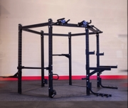 Body Solid SR-HEXADVANCED Hexagon Training Rig - Advanced