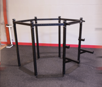 Body Solid SR-HEXBASIC Hexagon Training Rig - Basic