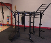 Body Solid SR-HEXPROCLUB Hexagon Pro Training Rig - Club