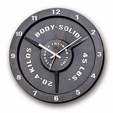 Body Solid STT45 Strength Training Wall Clock