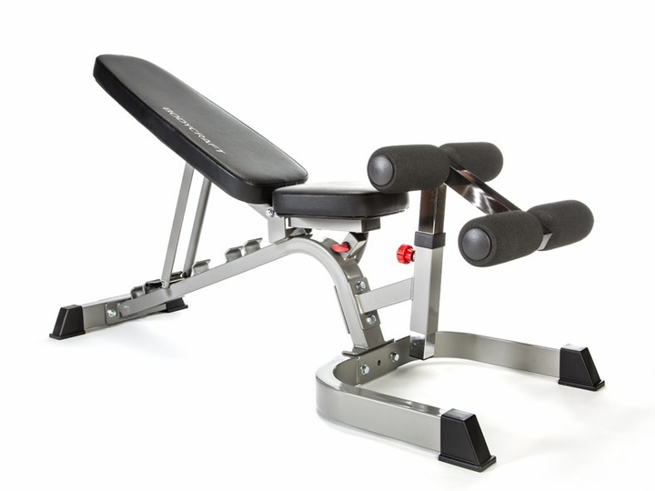 Bodycraft F602 Deluxe F/I/D Bench