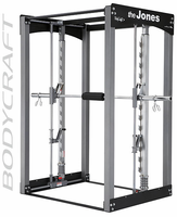 BodyCraft Jones Club Smith Machine