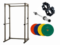 Crosstraining Power Rack Package