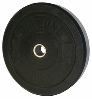 Diamond Pro 35lb Bumper Plate - Pair (Made in USA)