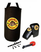 Fight Monkey All Purpose Youth Heavy Bag Set