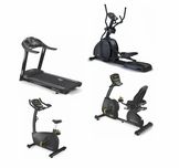 Green Series 6000-G1 Light Commercial Cardio Package