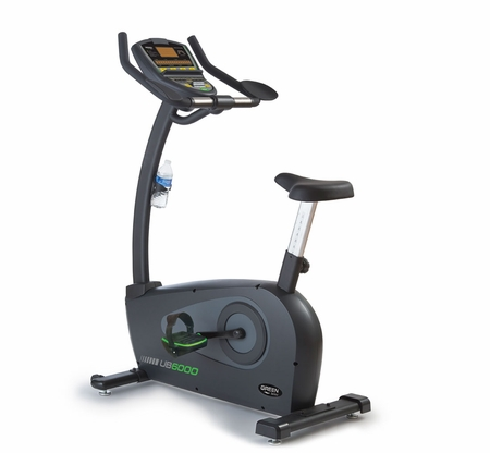 Green Series 6000-G1 Light Commercial Upright Bike