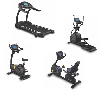 Green Series 7000 Commercial Cardio Package