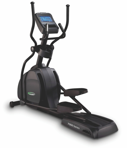 Green Series 7000E Commercial Elliptical Trainer W/TV
