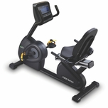 Green Series 7000E Commercial Recumbent Bike W/TV