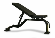 Green Series Flat Incline Utility Bench