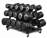 Group Training Weights & Dumbbells