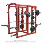 Legend Fitness Triple Power Cage 3209