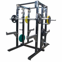 Legend Fitness Double Sided Half Cage 3155