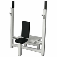 Legend Fitness Olympic Shoulder Bench 3108