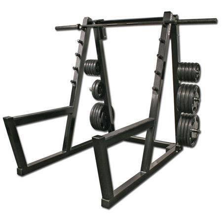Legend Fitness Peg Squat Rack 3138