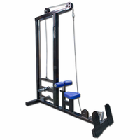 Legend Fitness Plate Loaded Lat/Low Row 3136