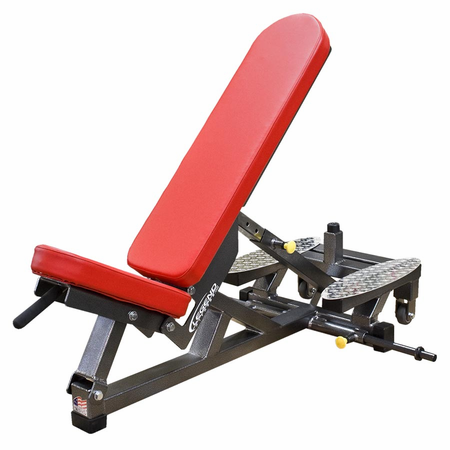 Legend Fitness Pro Series Adjustable 3 Way Bench 3222