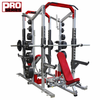 Legend Fitness Pro Series Double Half Cage 3227