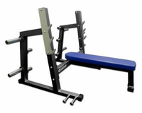 Legend Fitness Pro Series Olympic Flat Bench 3240