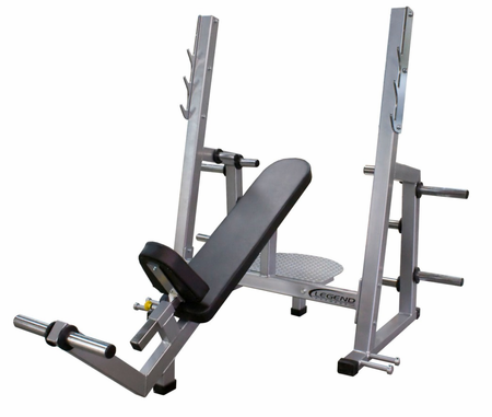 Legend Fitness Pro Series Olympic Incline Bench 3241