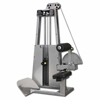Legend Fitness Seated Low Back Machine 907