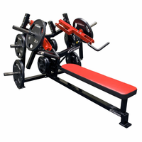 Legend Fitness Unilateral Converging Flat Chest Press 6003