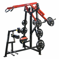 Legend Fitness Unilateral Diverging High Row 6009