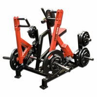 Legend Fitness Unilateral Diverging Seated Row 6004
