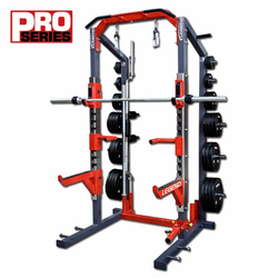 Legend Fitness Pro Series Half Cage 3226